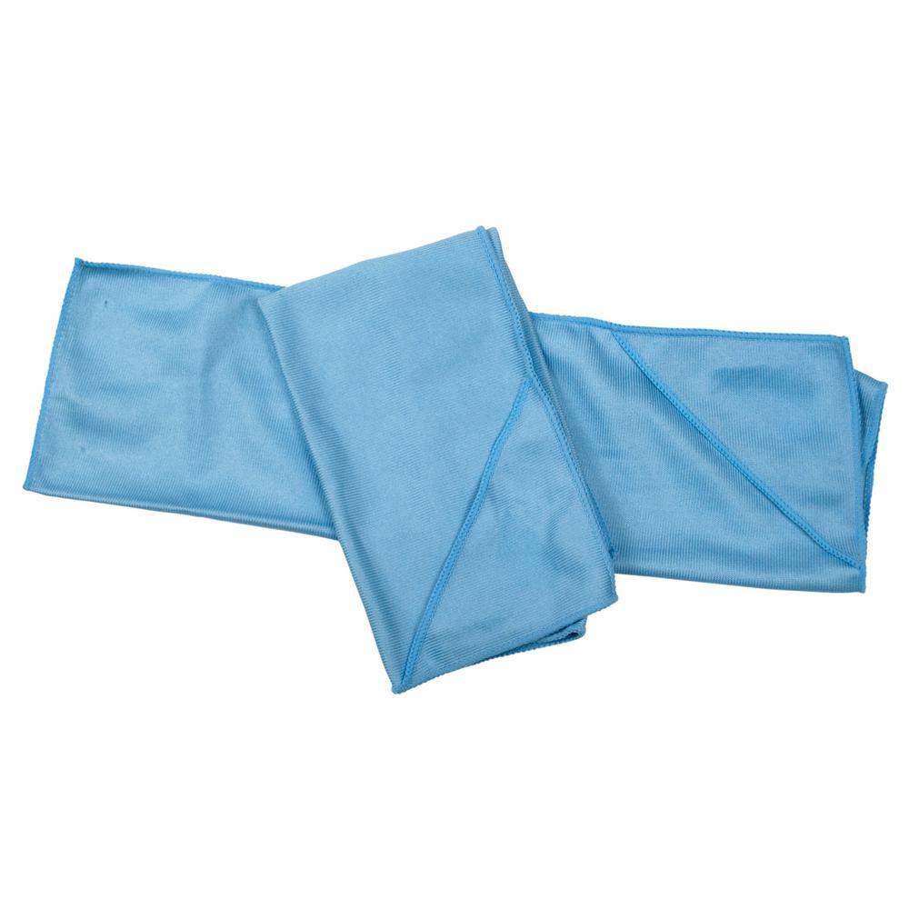Microfiber Glass Towels (2-Pack)