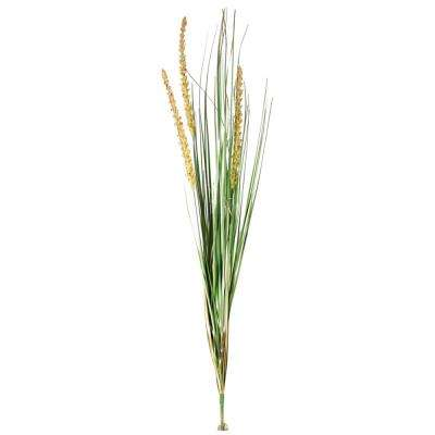 Indoor 31 in. Tri Color Onion Grass (Set of 3)
