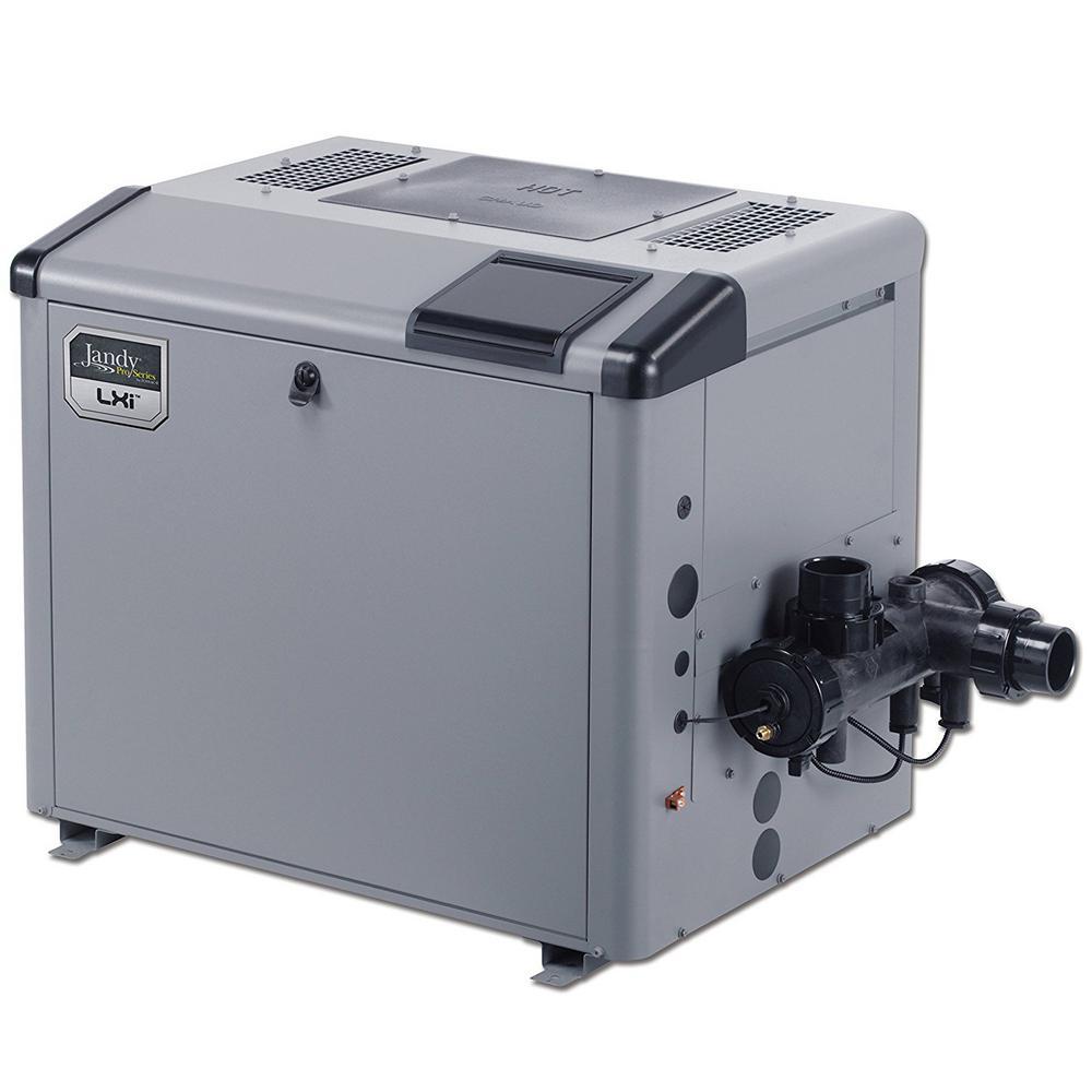 250,000 BTU Cupro Nickel Bronze Header Natural Gas Heater