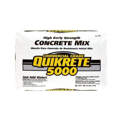 80 lb. High Early Strength Concrete Mix