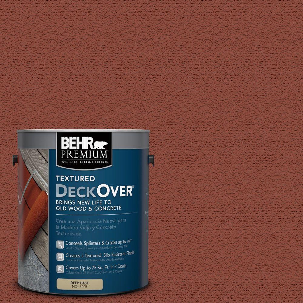 #SC-330 Redwood Textured DeckOver