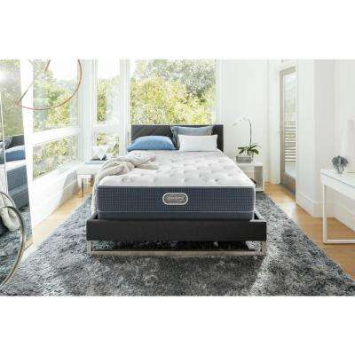 Sea Shore King Plush Mattress with 9 in. Box Spring