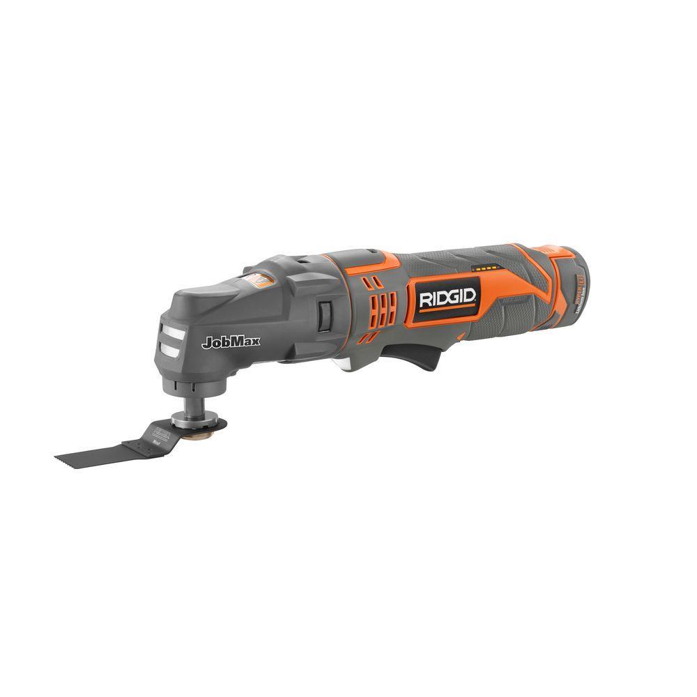 JobMax 12-Volt Multi-Tool