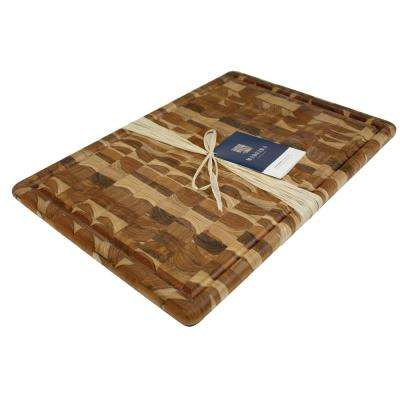 Architec Teak-End Grain X-Large Carving Board