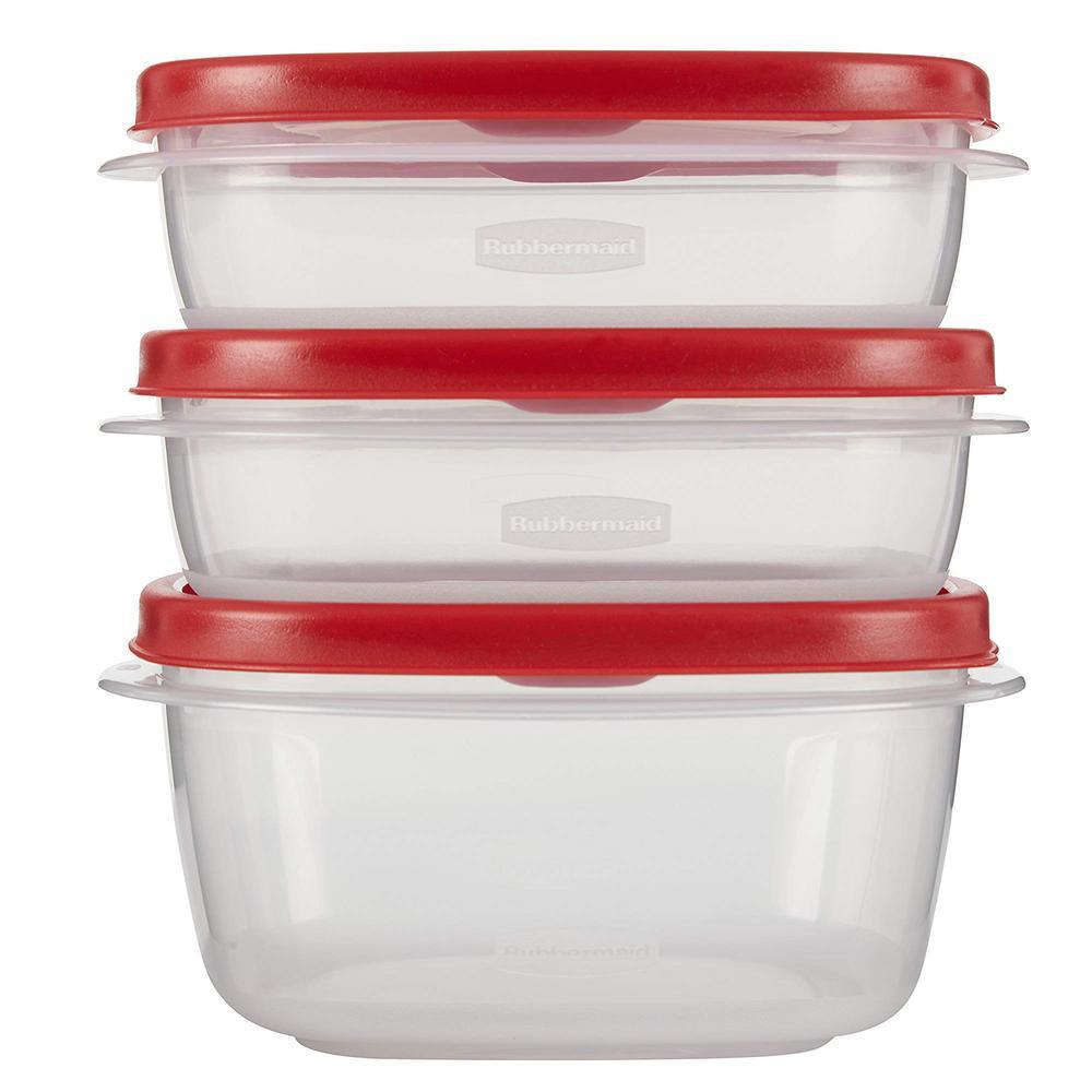 Easy Find Lid Bowl Set (3-Pack)