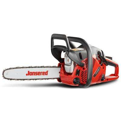 CS2238 14 in. 38cc Gas Chainsaw