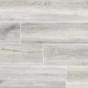 Msi Redwood Natural 6 In X 24 In Matte Porcelain Floor And Wall Tile 10 Sq Ft Case Nredwnat6x24 The Home Depot