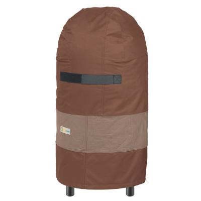 Ultimate 19 in. Dia x 39 in. H Round Smoker Cover