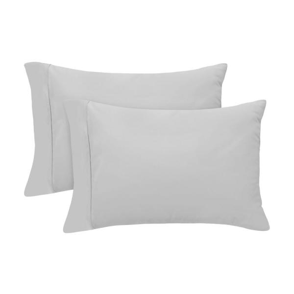 Simply The Best Luxury King 2 Piece Platinum 620 Thread Count 100 Cotton