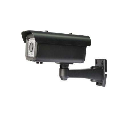 Wired Indoor/Outdoor Sony CCD Weatherproof IR Bullet Camera with 700TVL and 6 mm to 50 mm Vary-focal Lens