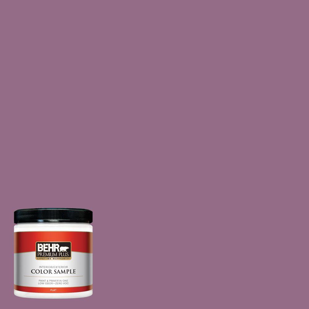 8 oz. #M110-6 Sophisticated Lilac Interior/Exterior Paint Sample