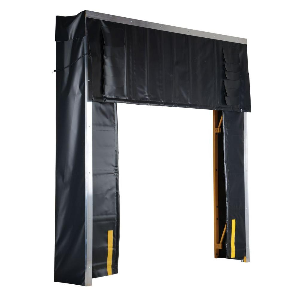 Vestil 24 in. Long Retractable Dock Shelter