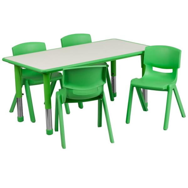 Pleasing Kids Tables Chairs Playroom The Home Depot Camellatalisay Diy Chair Ideas Camellatalisaycom