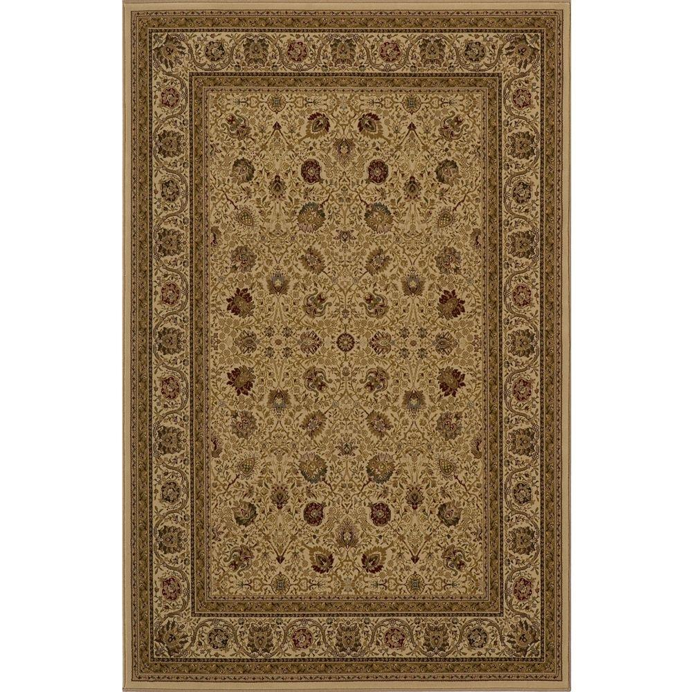 Momeni Lovely Ivory 3 ft. 3 in. x 5 ft. Area Rug