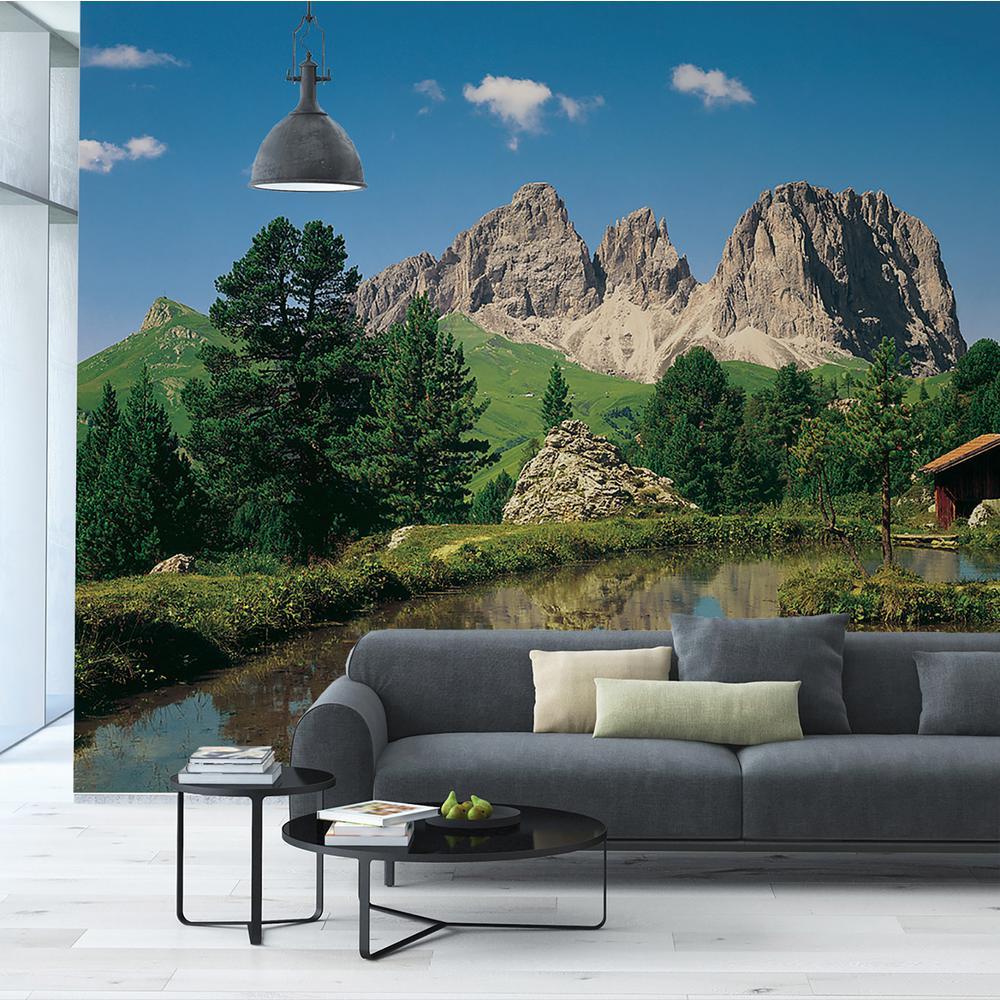 Dolomiten Wall Mural
