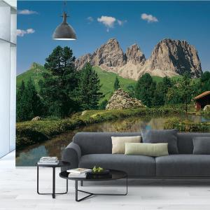 Dolomiten Wall Mural Part 81