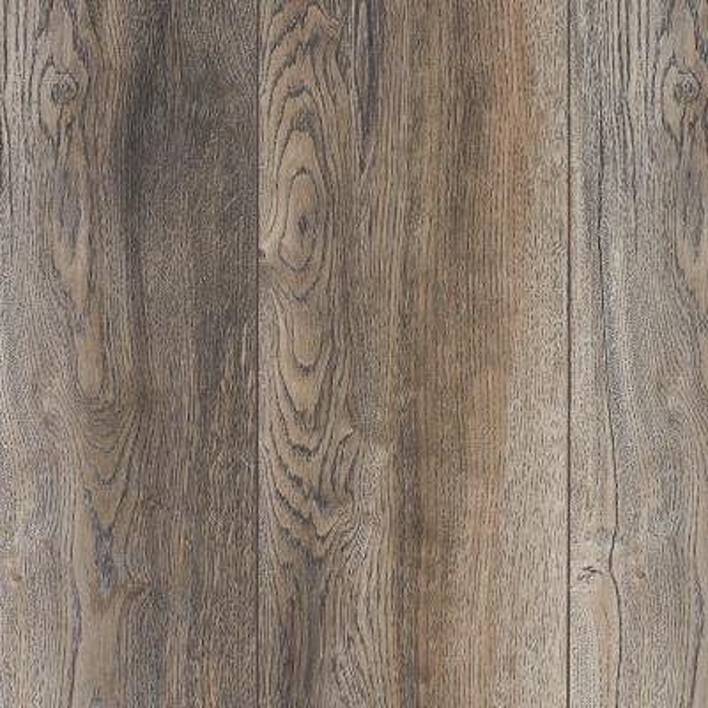 Take Home Sample - Water Resistant EIR Montrose Oak 12 mm Laminate Flooring - 5 in. x 7 in.