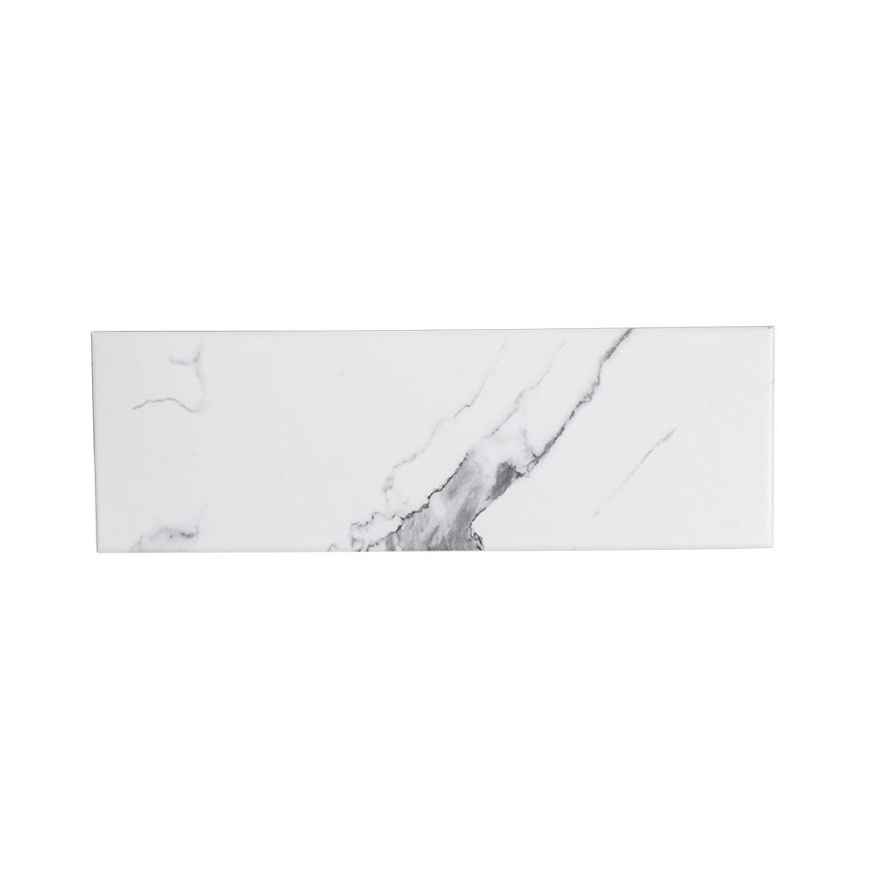 Spring Park 4 in. x 12 in. Porcelain Field Wall Tile