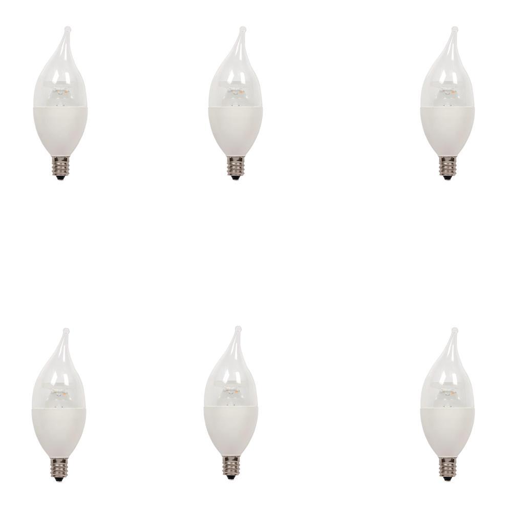 Bulbrite 40w Equivalent Warm White Light A19 Dimmable Led: Cree 60W Equivalent Soft White (2700K) A19 Dimmable