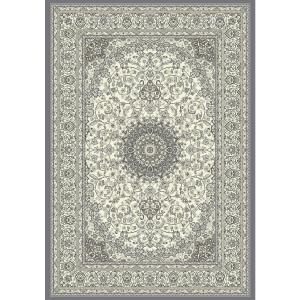 Dynamic Rugs Ancient Garden Cream/Grey 3 ft. 11 inch x 5 ft. 7 inch Indoor Area Rug by Dynamic Rugs
