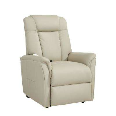 Worchester Warren Brown Comfort Lift Recliner