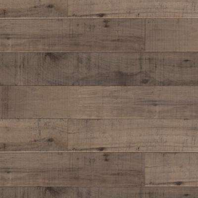 Sculpted Ochre 8 mm Thick x 11.5 in. Wide x 46.56 in. Length Click Lock Laminate Flooring (22.53 sq. ft. / case)