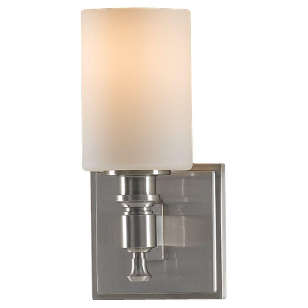 Sullivan 1-Light Oxidized Bronze Vanity Light