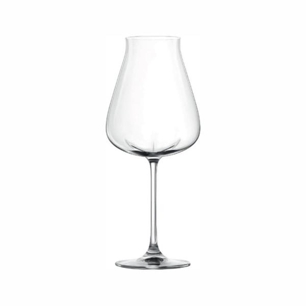 Desire Aerlumer Robust 8-Pieces Red 23.75 oz. Wine Glass