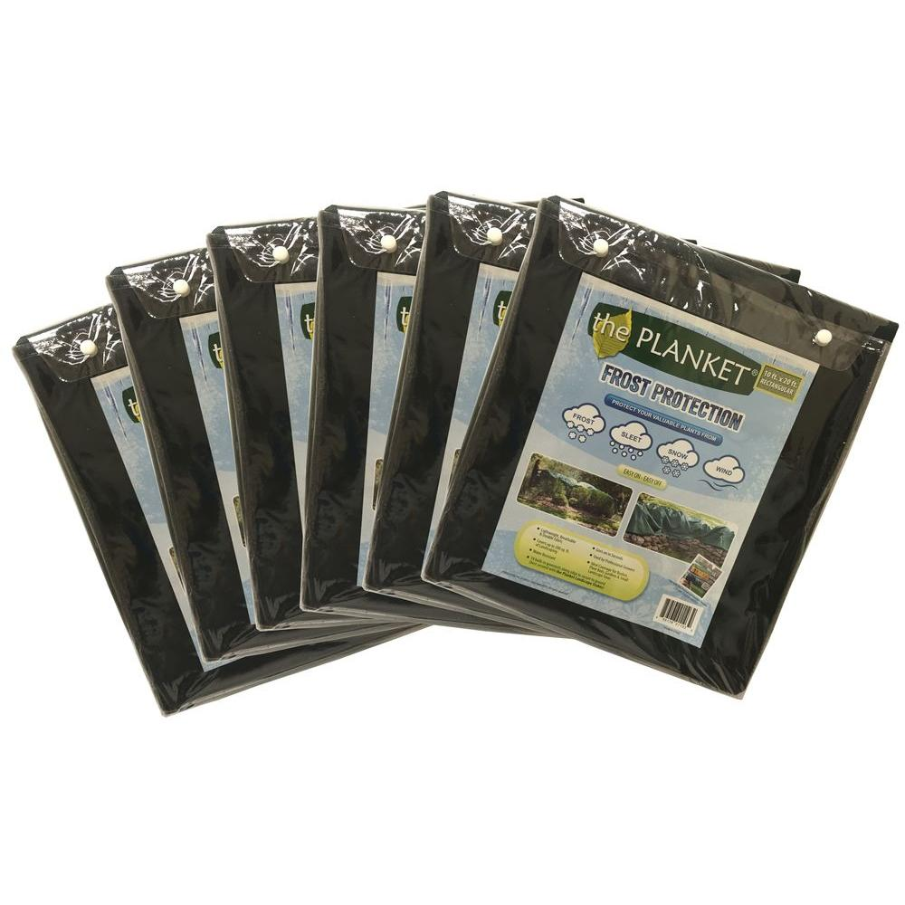 Planket 10 x 20 ft. Plant Protection Value Pack (6-Pieces)
