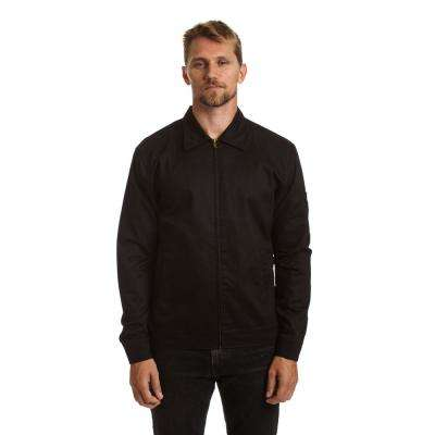 Men's Small Black Lightweight Jacket