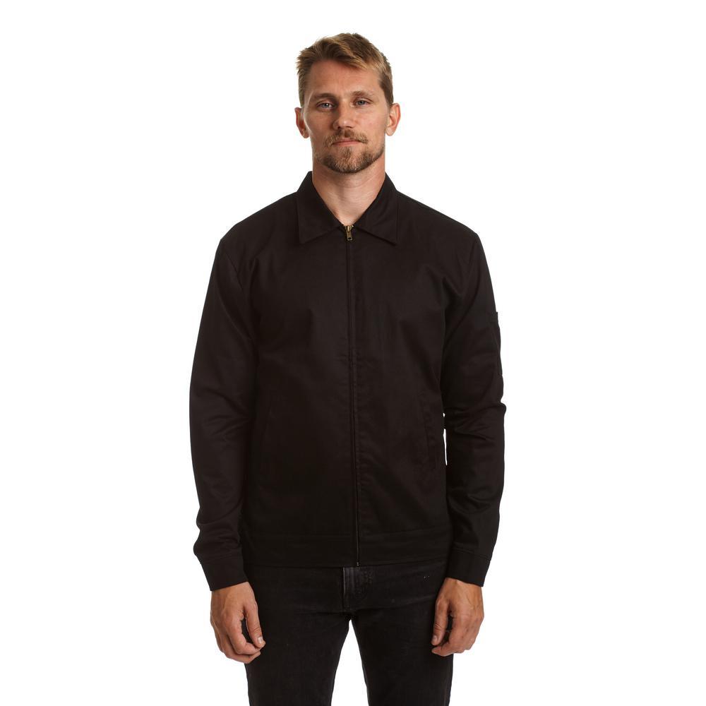 Men's Large Black Lightweight Jacket
