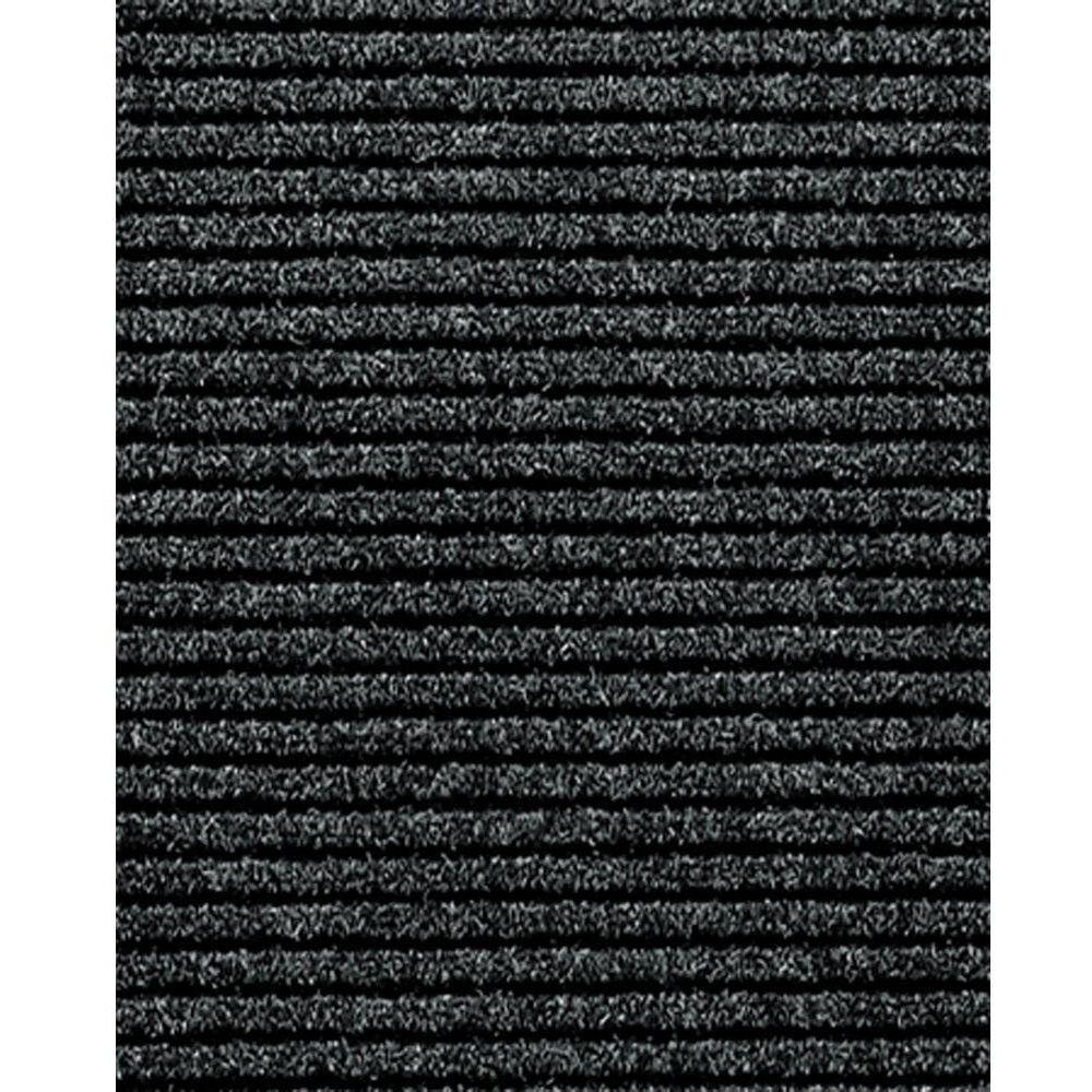 TrafficMASTER Concord Charcoal Gray 2 ft. x 5 ft. Commercial Mat