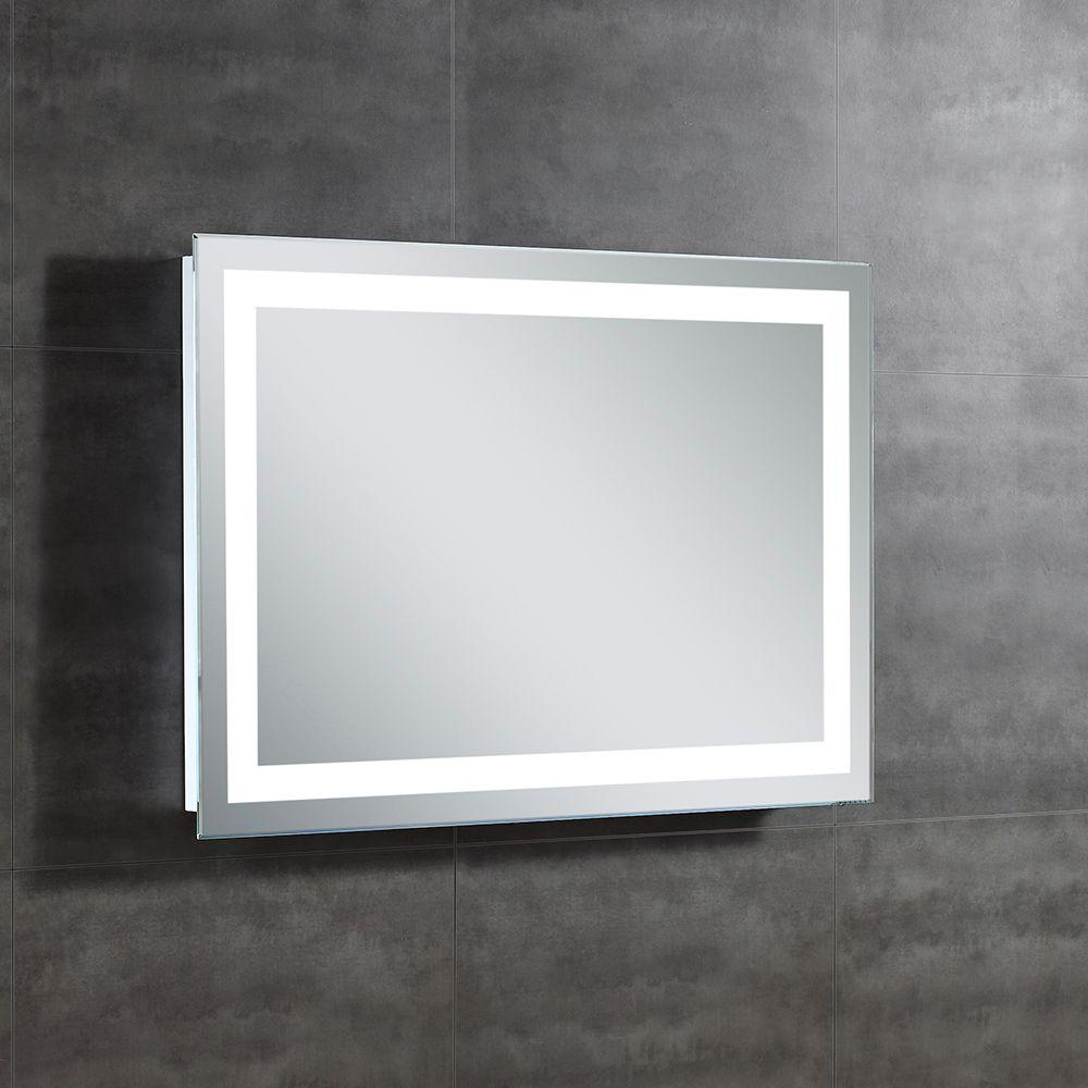 Helios 28 in. L x 39 in. W Single Wall LED
