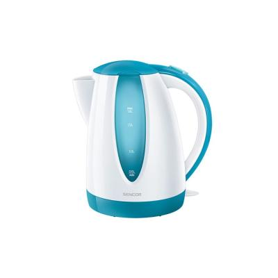 7.6-Cup Turquoise Cordless Electric Kettle with Automatic Shut Off
