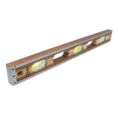 36 in. Wood Level