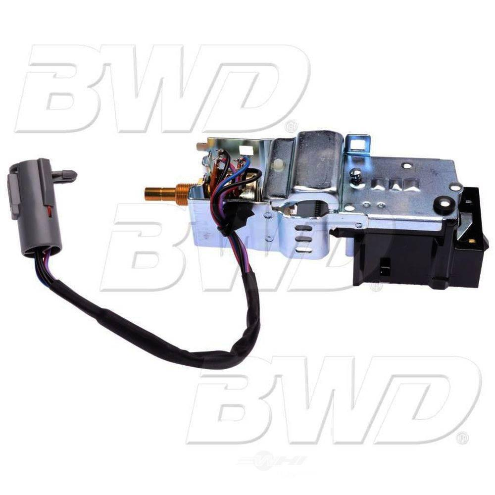 Bwd Headlight Switch 1993-1994 Lincoln Town Car-s2280