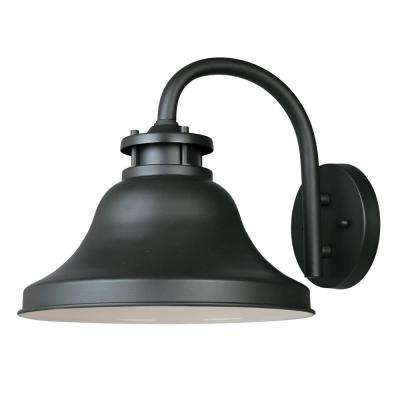Bayport Bronze Outdoor Wall-Mount Lantern