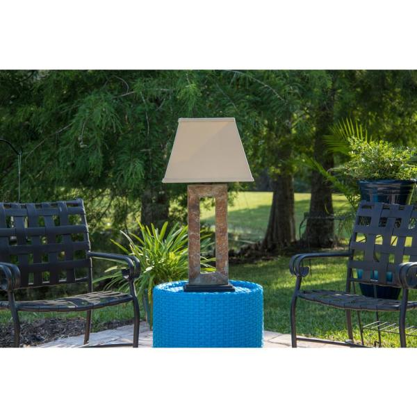 Kenroy Home 30515SL Egress Outdoor Table Lamp