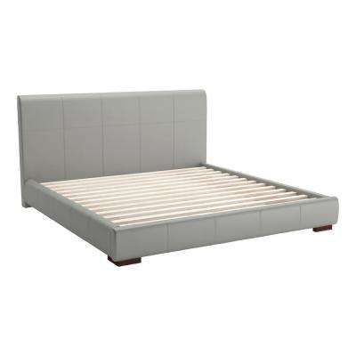Amelie Gray King Bed