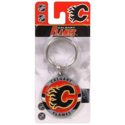 NHL Calgary Flame Key Chain (3-Pack)