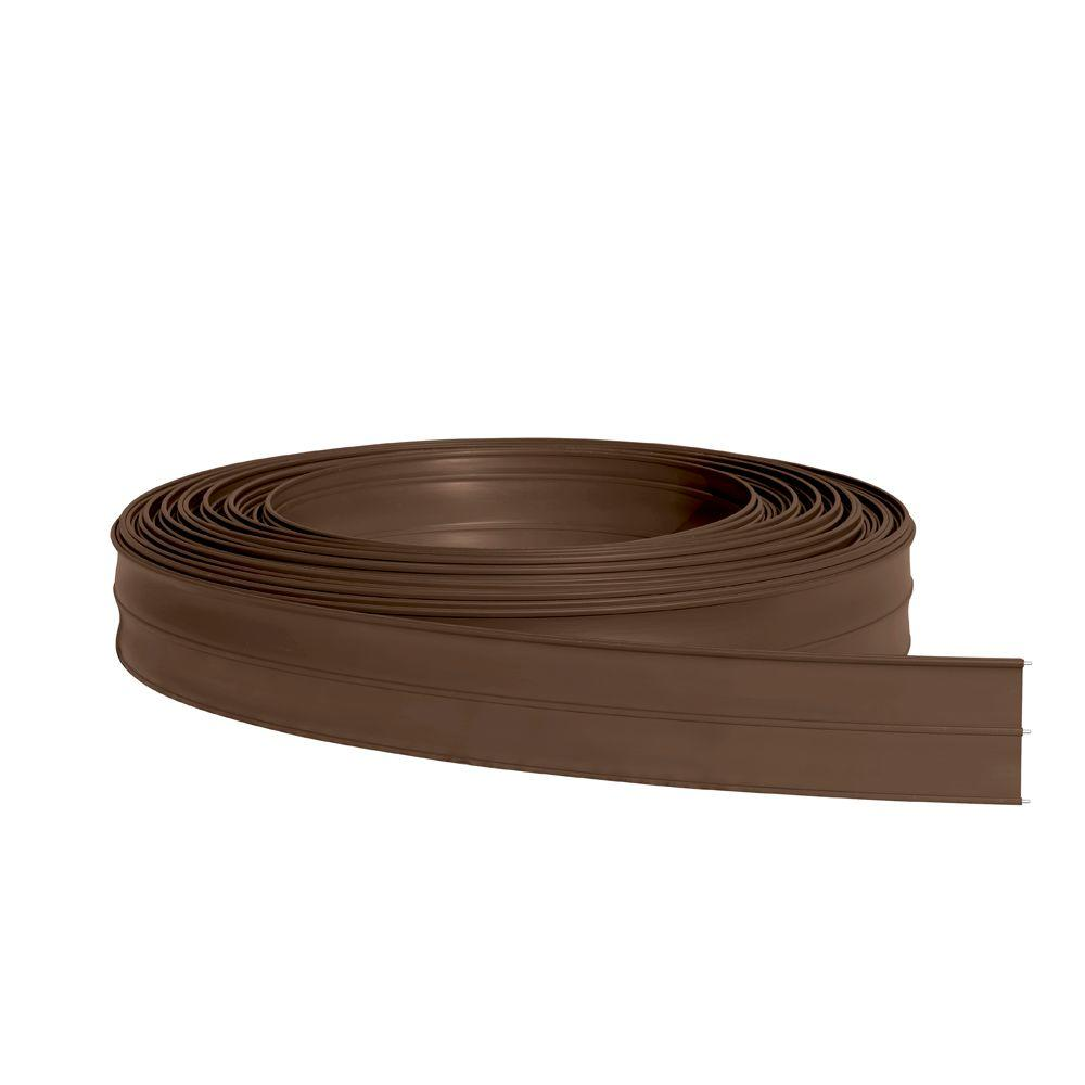 5 in. x 660 ft. Brown Flexible Rail Horse Fence