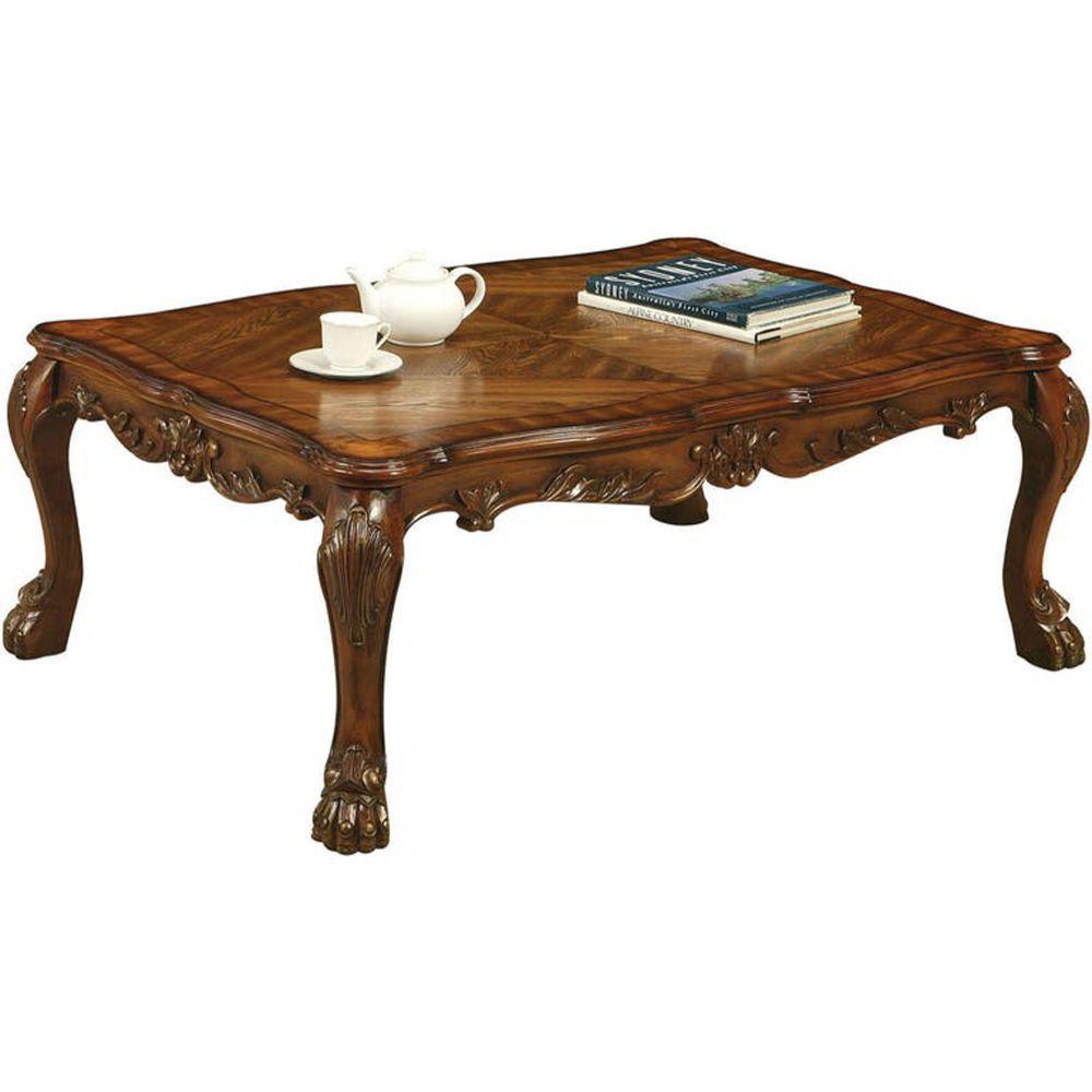 Cherry Oak Coffee Table