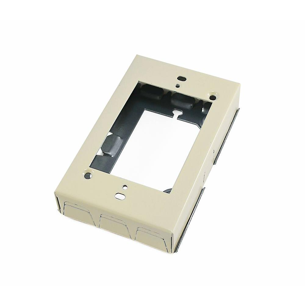 Extension Adapter Box - Ivory