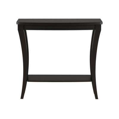 Annie Cappuccino Sofa Table
