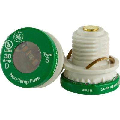 30 Amp Type Time Delay Fuse (2-Pack)