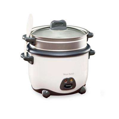 3 qt. Cooker and Steamer