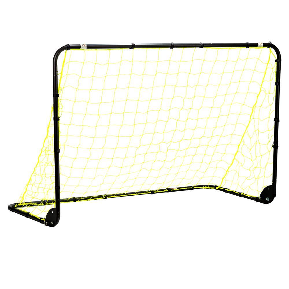 4 ft. x 6 ft. Black Folding Goal