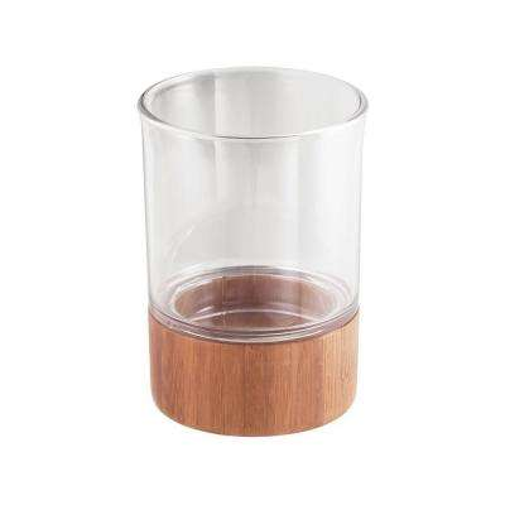 Formbu Tumbler in Bamboo/Plastic