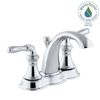 KOHLER - Centerset Bathroom Sink Faucets - Bathroom Sink Faucets ...