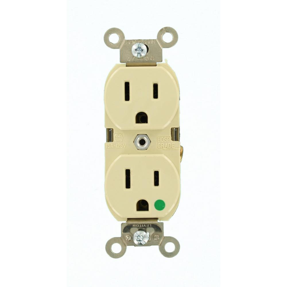 Old Fashioned Leviton Receptacle Collection - Electrical and Wiring ...
